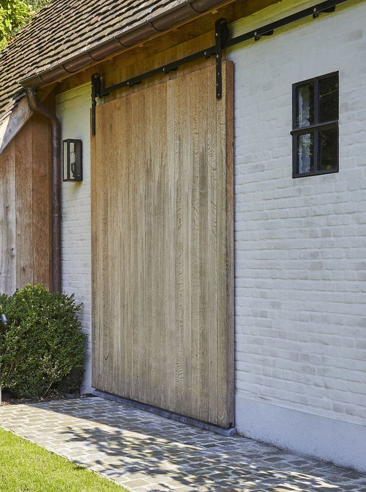 sweet house front double door design. Love these kinds of shutters  19 best B A R N D O S images on Pinterest Sliding doors