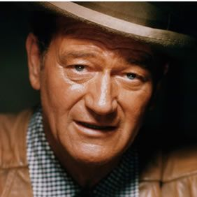 """Sure I wave the American flag. Do you know a better flag to wave? Sure I love my country with all her faults. I'm not ashamed of that, never have been, never will be."" ~ John Wayne: Birthday, Wayne Starred, Michael Curtiz, Director Michael, John Wayne, Movie Stars, 1961 Western, People"