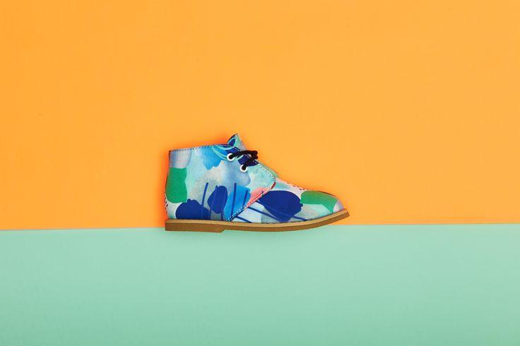 Kids shoes, by Melula. Back us on kickstarter