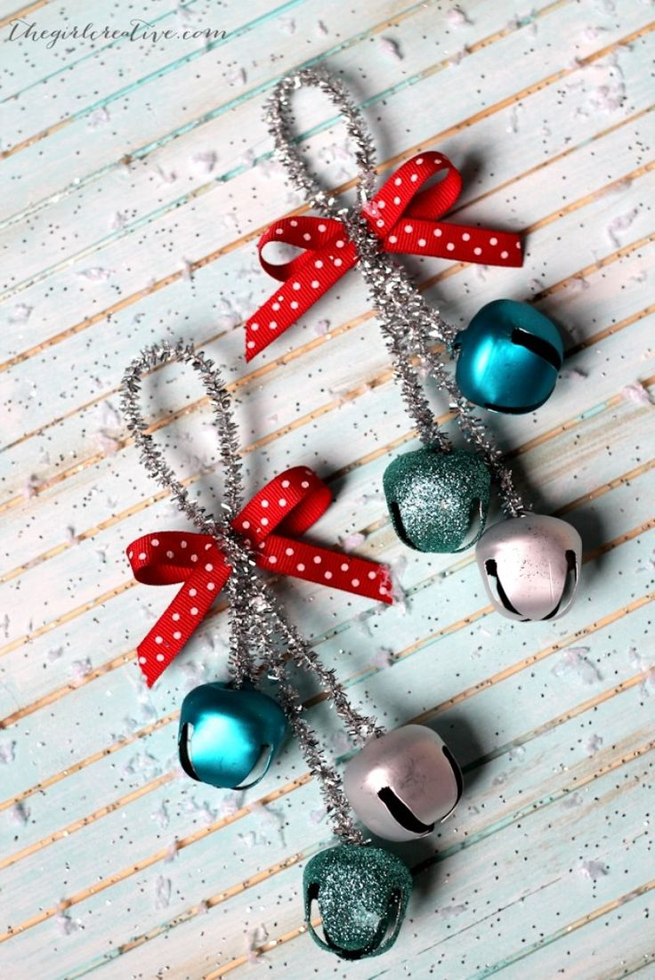 60 HANDMADE CHRISTMAS ORNAMENTS TO RELISH THE CRAFTY SIDE