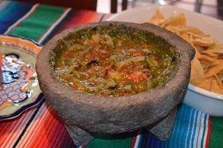 La Comida de mi Casa: Salsa Mexicana