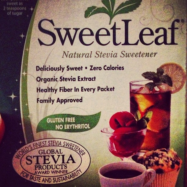 Rice maltodextrin in stevia