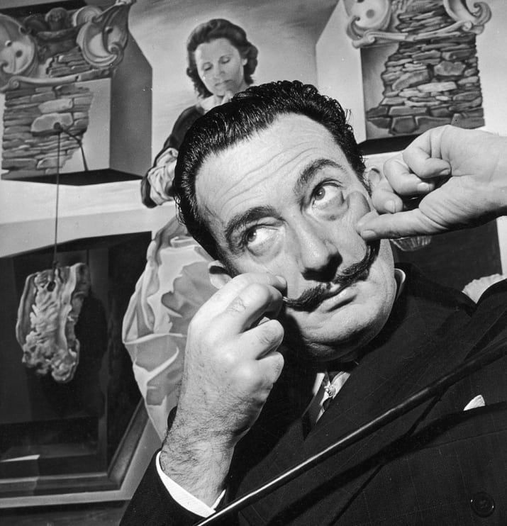 Resultado de imagen para Subastan en Londres dos obras poco conocidas de Dalí