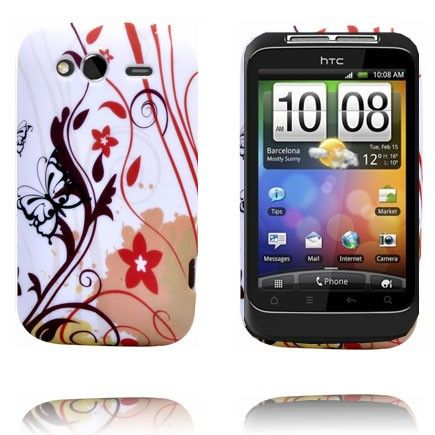 Symphony Have (Rød Grene) HTC Wildfire S Cover