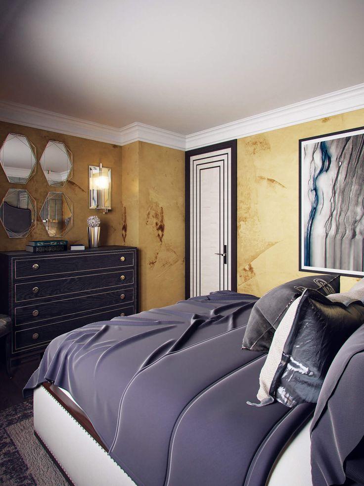 Home Interior Design 3D Renderings, Colors You Like, Bedroom