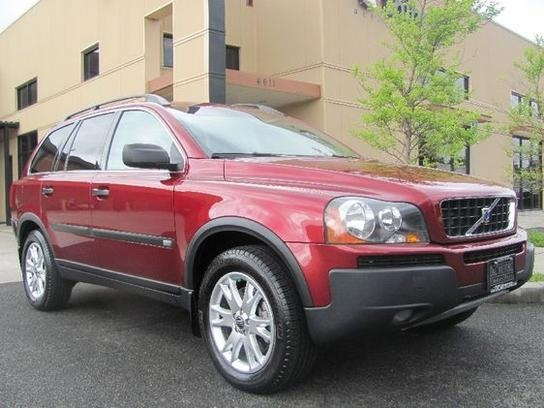 Volvo XC90 was the first car I bought in Jersey, no need for a diesel Ford here!