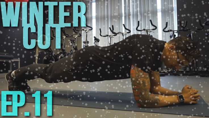 Planking Challenge│Winter Cutting Ep11