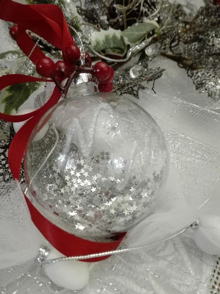 #μπομπονιέρες# #Christmas ball#