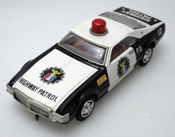 "cyan74.com - vintage & pop culture | SOLD | TAIYO ""HIGHWAY PATROL"""