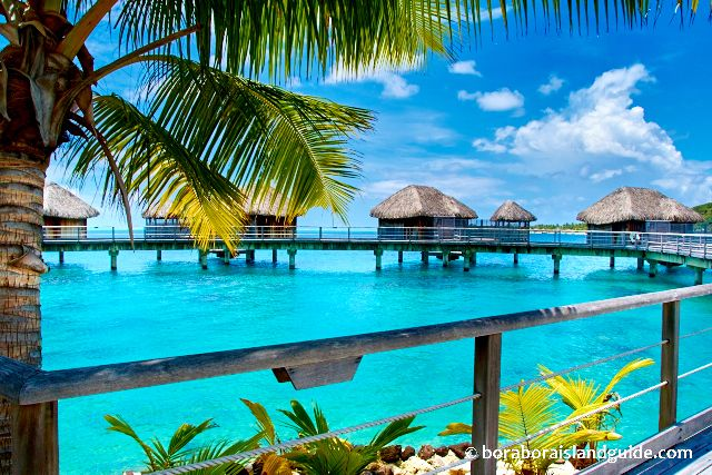 Sofitel Bora Bora Overwater Bungalows