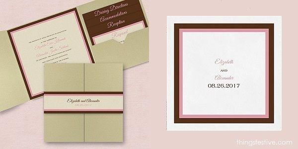 perfectly coordinated modern wedding invitations & napkins #wedding #WeddingInvitations #WeddingNapkins  #modernwedding