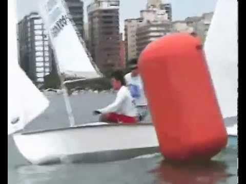 Barci cu vele-snipe clasa internationala