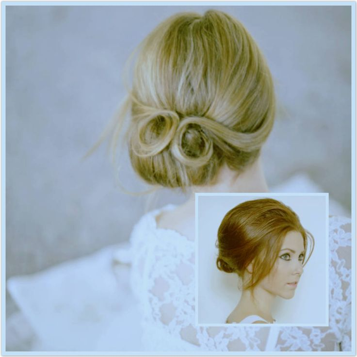 The Chignon Bun is Sexy, romantic, elegant or casual – the chignon bun has made a comeback and will still be going strong in 2013. It screams classy and sophisticated. One of our favorite wedding hairstyles is the chignon, also known as a messy side bun. This style can be worn for both medium and long hair lengths, with or without a veil