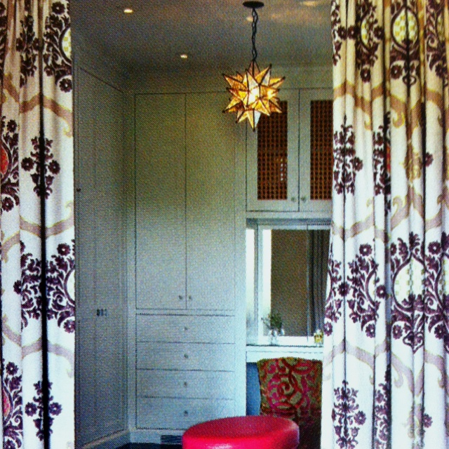 Curtain Room Divider
