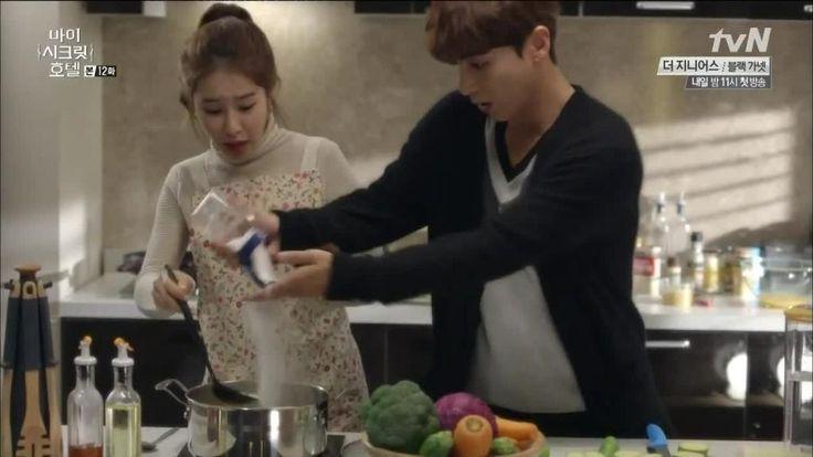 My Secret Hotel: Episode 12 » Dramabeans » Deconstructing korean dramas and kpop culture