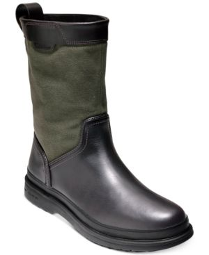 Boots, Waterproof boots, Brown boots