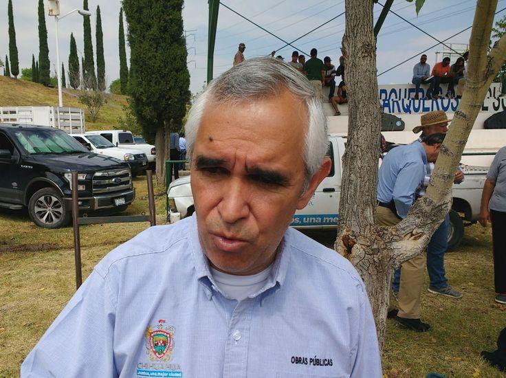 Destinará Municipio otros 4 mdp a trabajos de bacheo e implementa cuatro cuadrillas nocturnas para atender las vialidades principales: Carlos Cabello