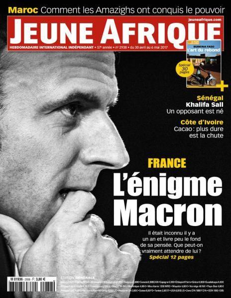 Jeune Afrique - 30 Avril au 6 Mai 2017