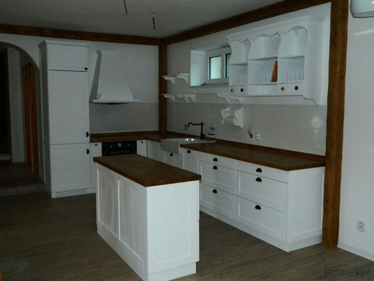 Kuchyna provensal