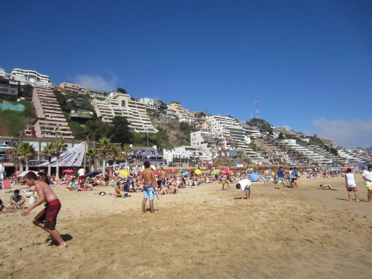 Beach in Renaca