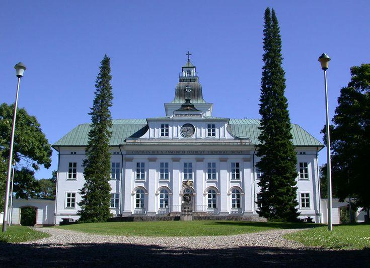 Korsholm Church in Vaasa