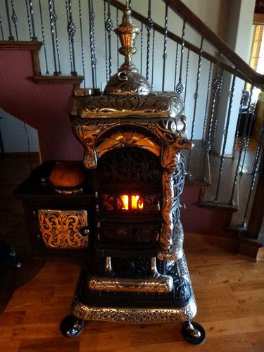 17 Best Images About Antique Stoves Amp Parlor Stoves On