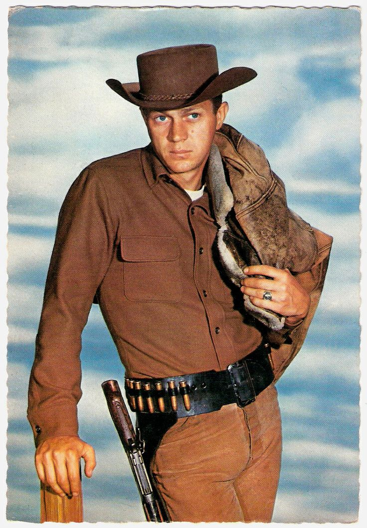 Wanted: Dead or Alive is an American Western television series starring Steve McQueen as the bounty hunter Josh Randall. It aired on CBS for three seasons in 1958–61. The black-and-white program was a spin-off of a March 1958 episode of Trackdown, a 1957–59 western series starring Robert Culp. Both series were produced by Four Star Television in association with CBS Television