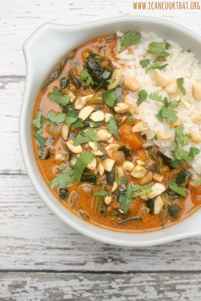 African Peanut Stew Recipe Fun Foods Peanut Stew