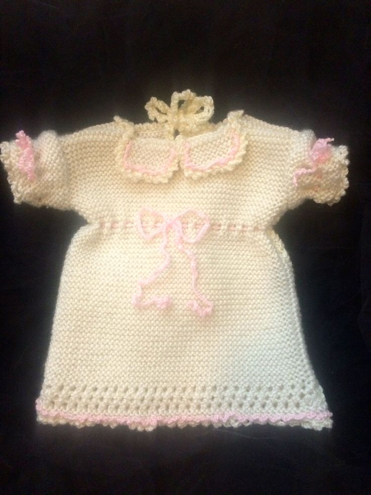 Handmade Baby girl dress $80 CAD MariasChicDesigns on Etsy