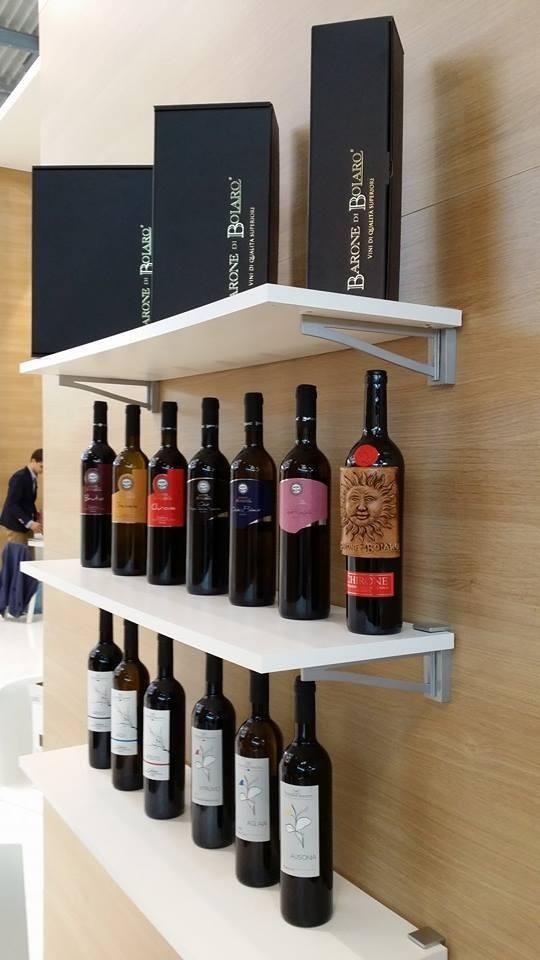 #Vinitaly2014 : Barone di Bolaro Vini e i nostri bauletti! #vinitaly #packaging pic.twitter.com/7s7poIEXWD