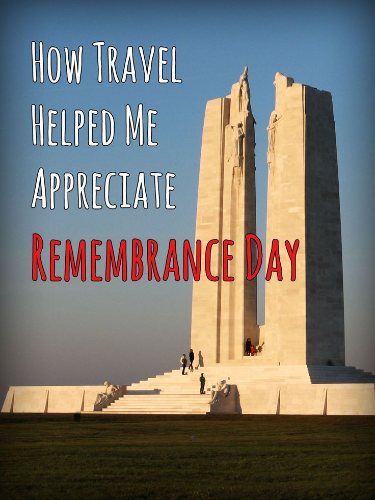 How Travel Helped Me Appreciate Remembrance Day · Kenton de Jong Travel - Remembrance Day is approaching, and with it comes a barrage of Facebook posts about war veterans, the white poppy debate and Terry Kelly's A Pittance of Time. But what do these posts, poppies a...