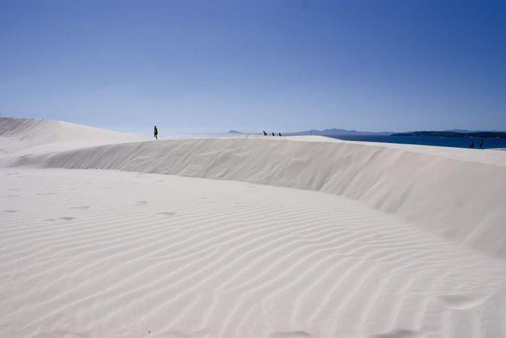 Porto Pino #dunes#italy