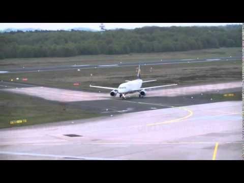 Eindrücke Flughafen Köln Bonn