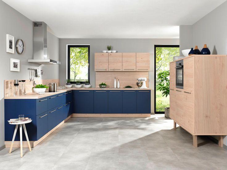 Geschmackvolle Einbauküche Im Modernen Look: Ihr Wunschkonzept Von DIETER  KNOLL