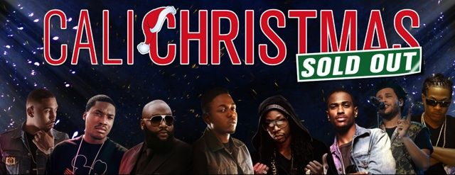 Kendrick Lamar live beim Power 106 Cali Christmas. Ein 50-minütiges Liveset in absoluter Top-Quali - YA BISH!
