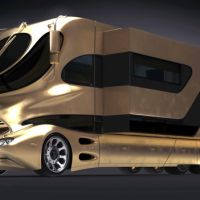 World's Most Luxurious Motorhome