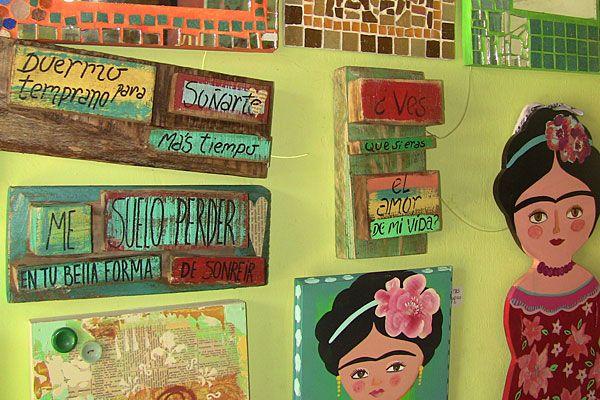 frase de frida kahlo - Buscar con Google