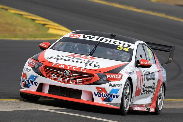James Golding Drives The 34 Wilson Security Racing Grm Holden Commodore Zb During The 2018 Supercars Testi Super Cars Australian V8 Supercars Holden Commodore