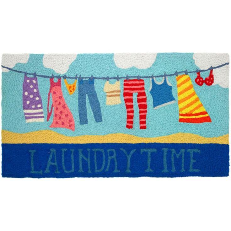 Home Comfort Jb Sap014bb Bean Rug Laundry Time Island Beach Gear S