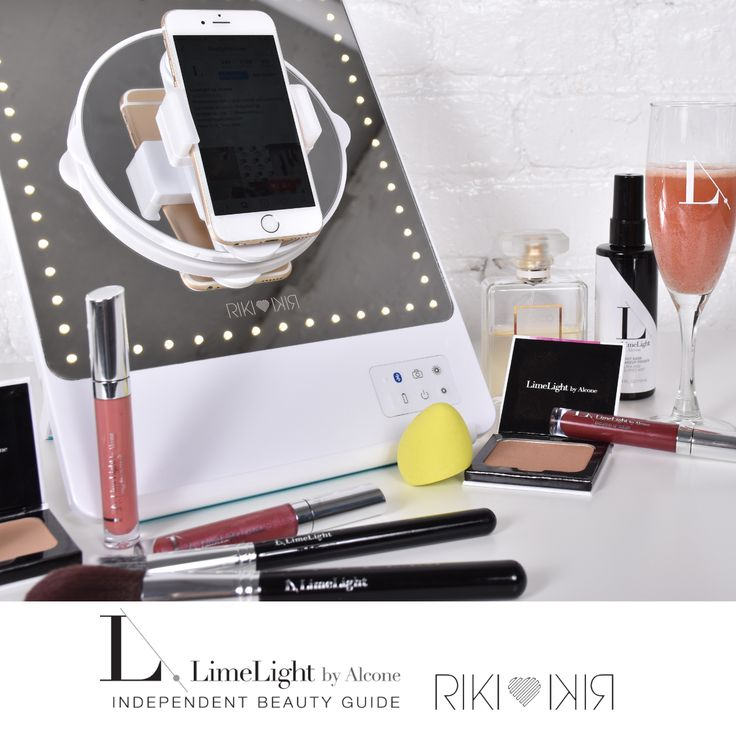 Glamcor Riki Mirror Get Flawless Makeup With 3x