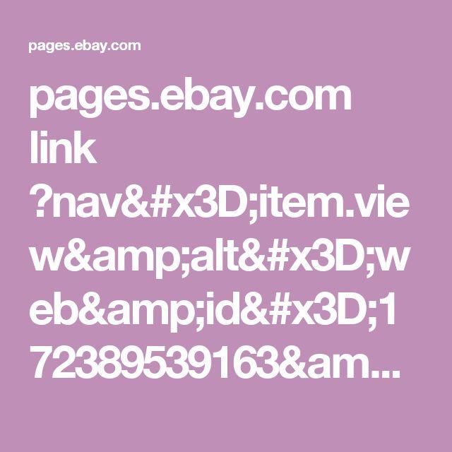 pages.ebay.com link ?nav=item.view&alt=web&id=172389539163&globalID=EBAY-GB