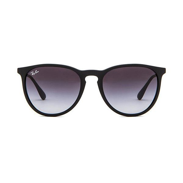 Ray-Ban Erika (2,315 MXN) ❤ liked on Polyvore featuring accessories, eyewear, sunglasses, glasses, oculos, ray-ban, acetate glasses, ray ban sunnies, ray ban eyewear and ray ban sunglasses