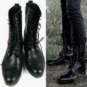 Runway Paratrooper Boots