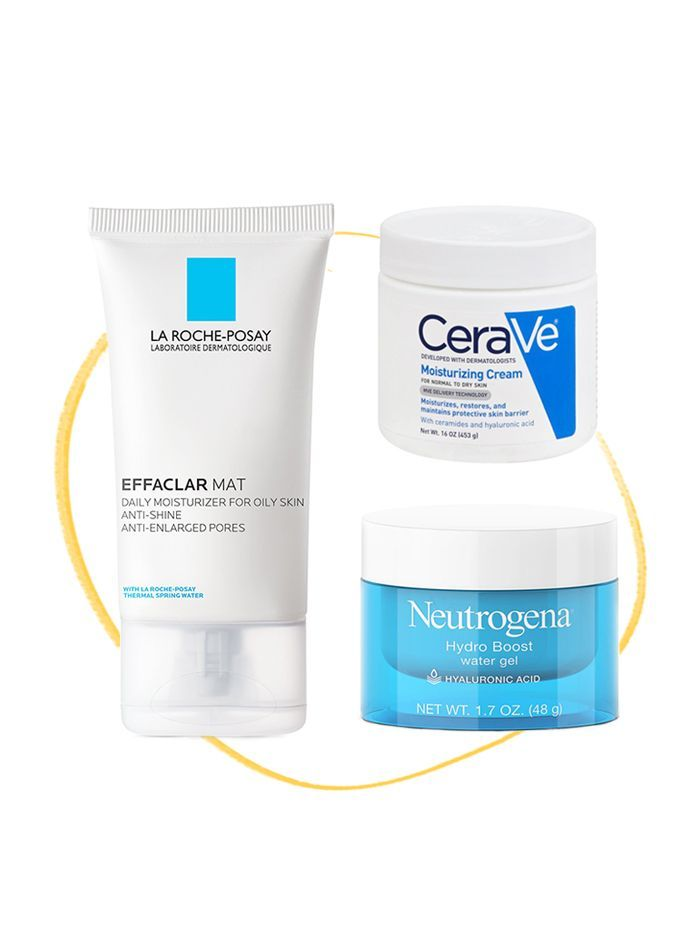 The 12 Best Drugstore Moisturizers For Oily Skin With Images