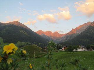 Haus Walser Berge: Zomerdag in Haus Walser Berge