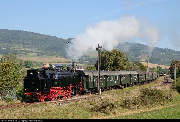RailPictures.Net Photo: FK 262 WTB Wutachtalbahn Steam 2-8-2 at Fützen, Germany by Reinhard Reiss
