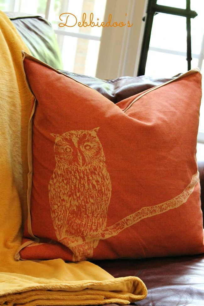 Decorative Pillows At Tj Maxx : 1000+ images about Fall Home Decor on Pinterest Owl pillows, Led candles and Duvet covers