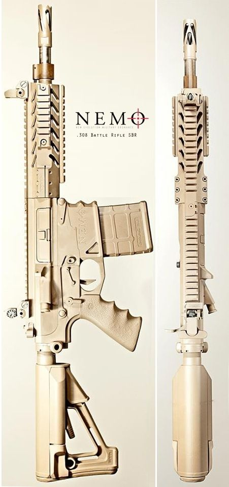 Nemo Firearms .308