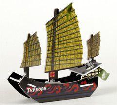 PoSCS 009 - Jade rebel ship Typhoon