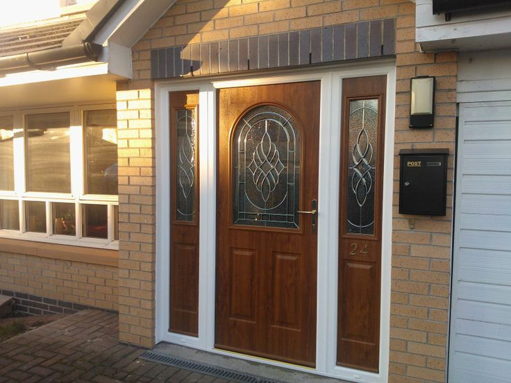 Solidor Stafford Composite Door in oak with side panels Part of our Timber Core Composite Door Range from the Solidor Collection you can design your ... & 13 best Solidor - Stafford Composite Door from Timber Composite ...